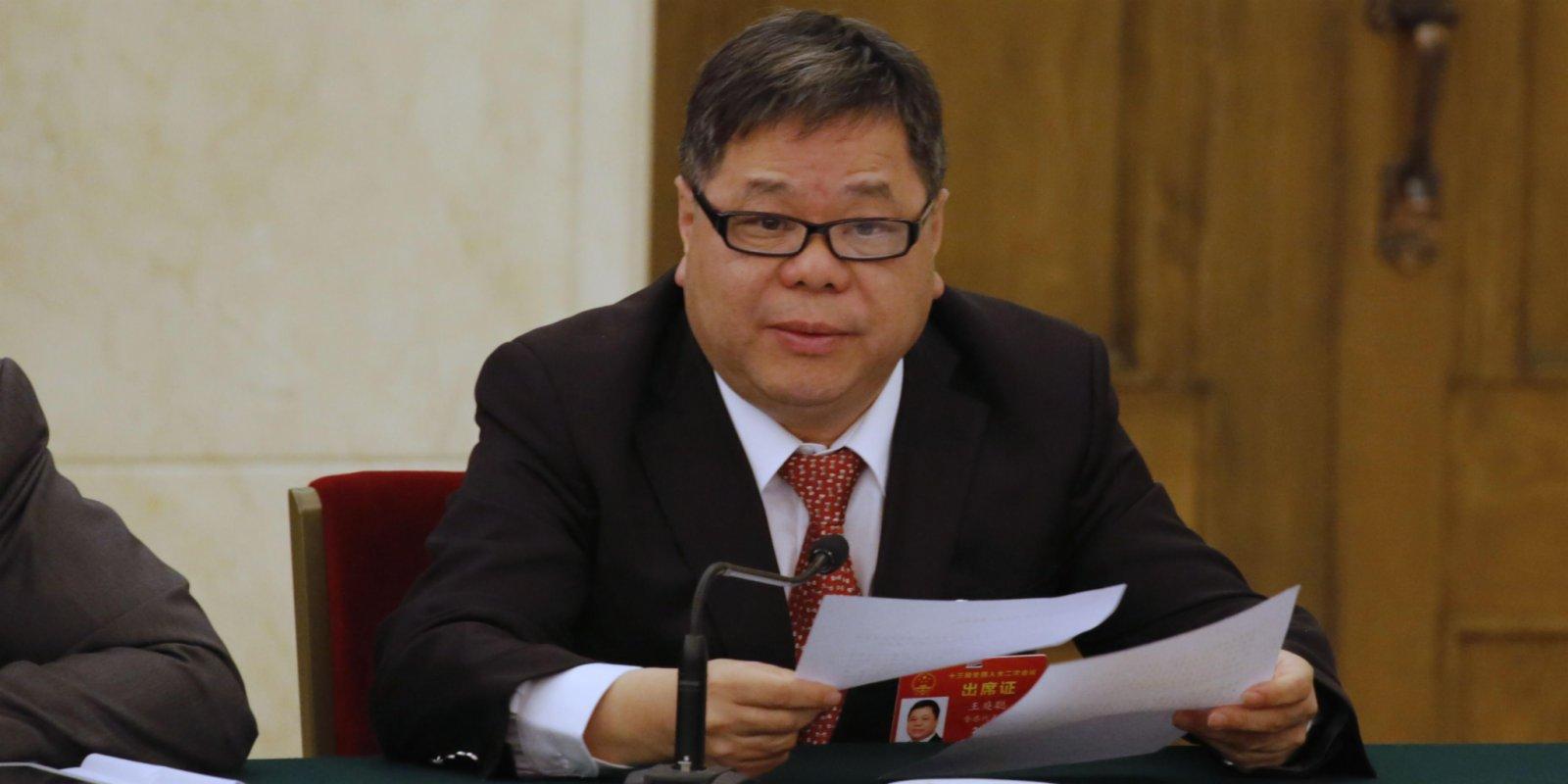 人大審議香港選舉制度決定草案 王庭聰:合情合理合法