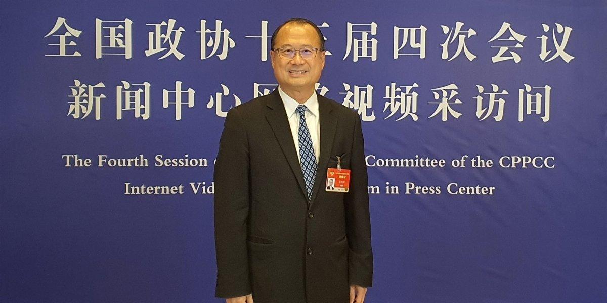 蔡冠深:完善選舉制度合乎「愛國者治港」原則 充分考慮香港現實