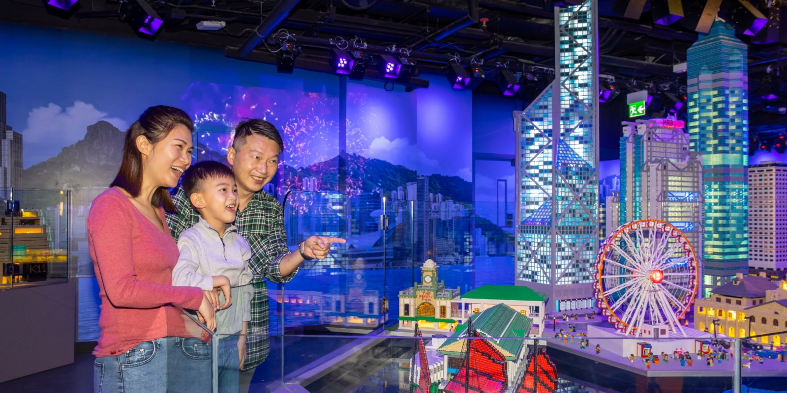 LEGOLAND Discovery Center opens in Hong Kong