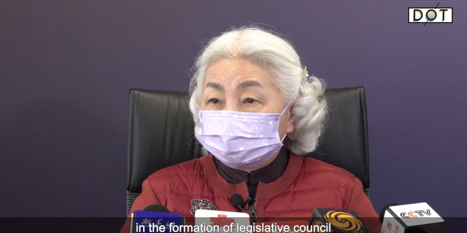 Watch This   'There may be an additional sector': Elsie Leung on improving HK's electoral system
