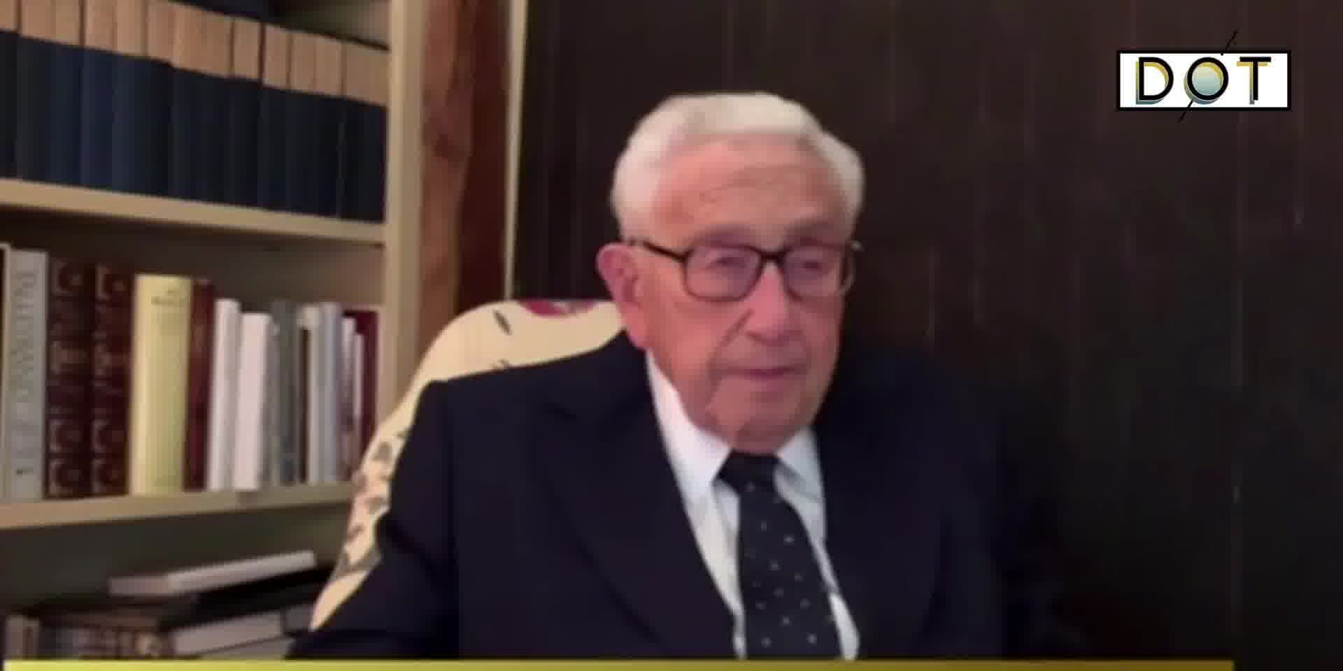 Watch This | China, U.S. ties require 'even more intensive efforts': Kissinger