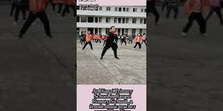 OMG | Chinese primary school radio gymnastics replaced by hip-hop dance