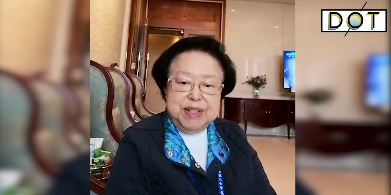 Watch This   Electoral amendments pave way for HK's further development: Maria Tam