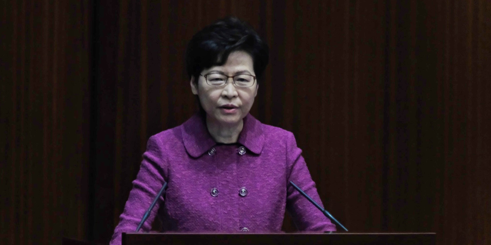Lam: Reform key to universal suffrage goal