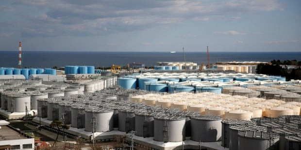 China calls for Japan's cautious decisions on Fukushima wastewater