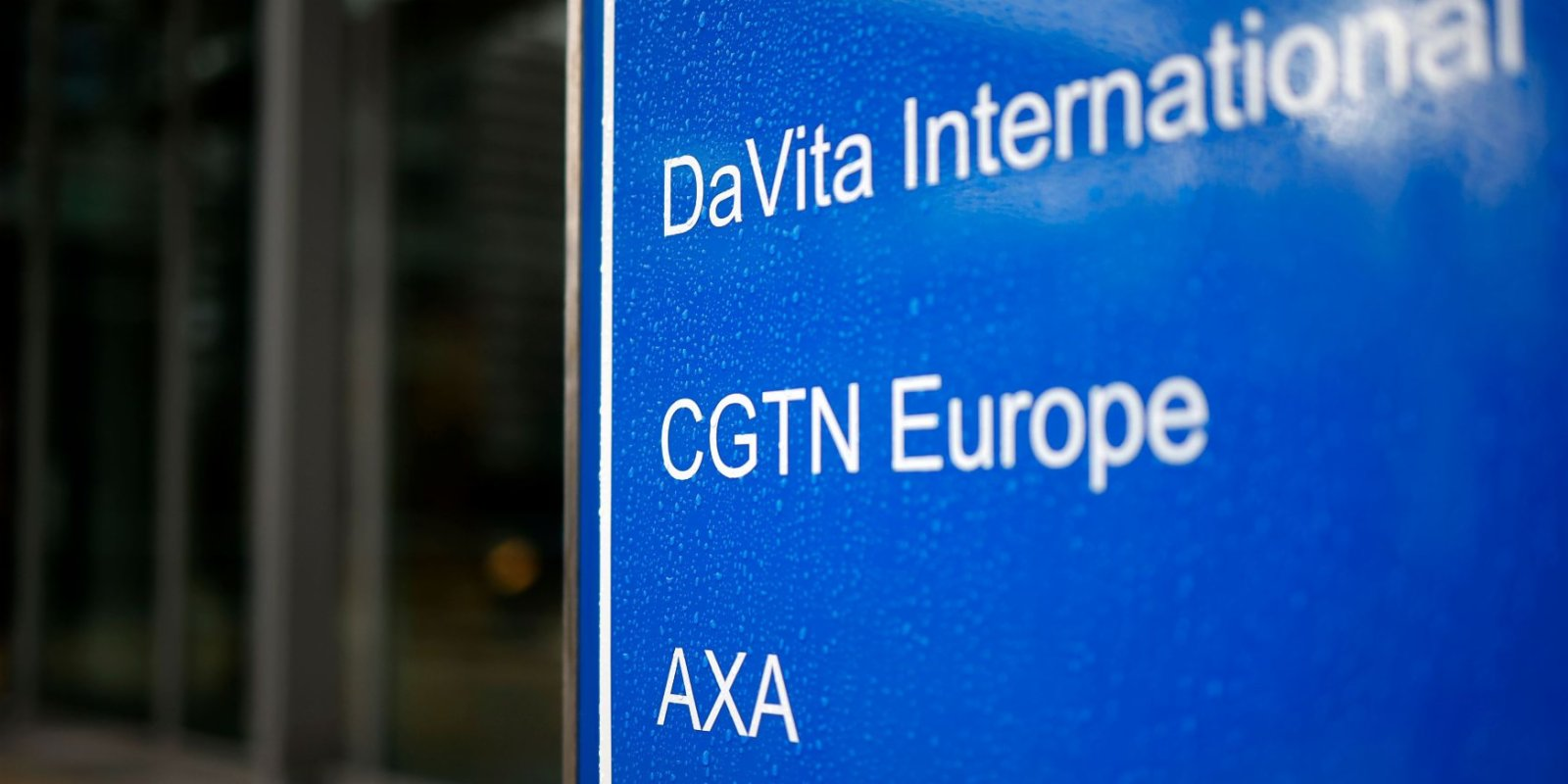 CGTN regains right to broadcast in the UK