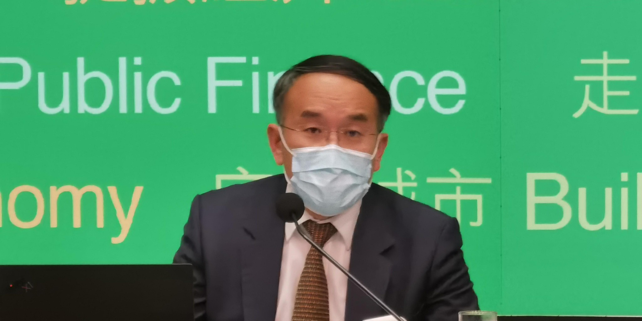 許正宇:本港金融系統穩健  聯繫匯率運作很好