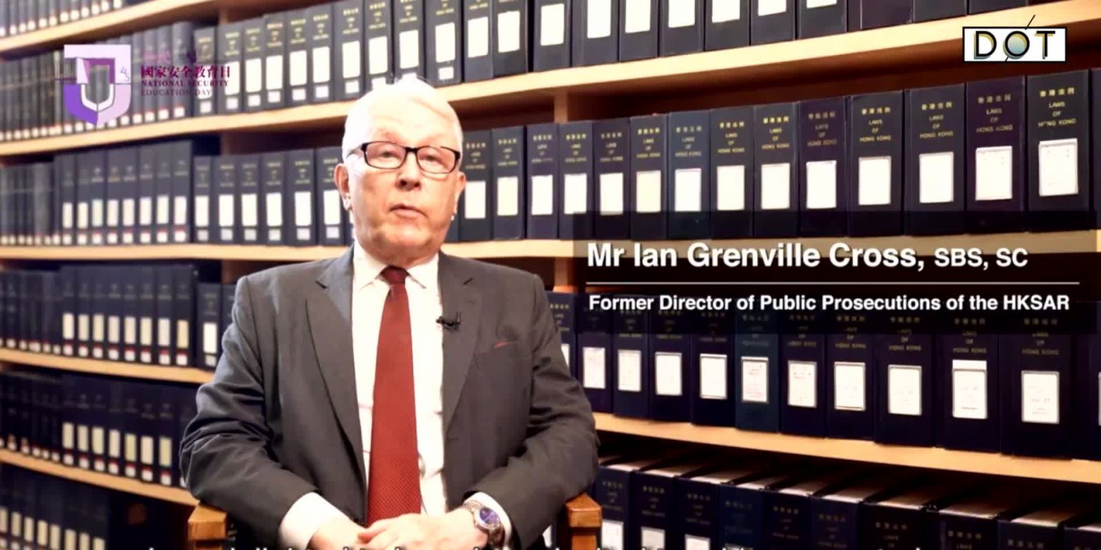 Watch This | No country can allow public positions occupied by people disregarding national imperatives: Grenville Cross