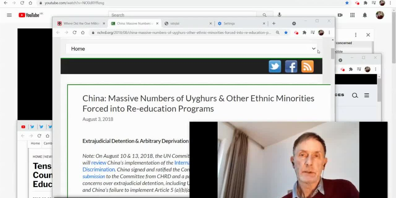 Watch This | Millions of Uyghurs in camps Xinjiang? Where did the propaganda against China start? UN? No