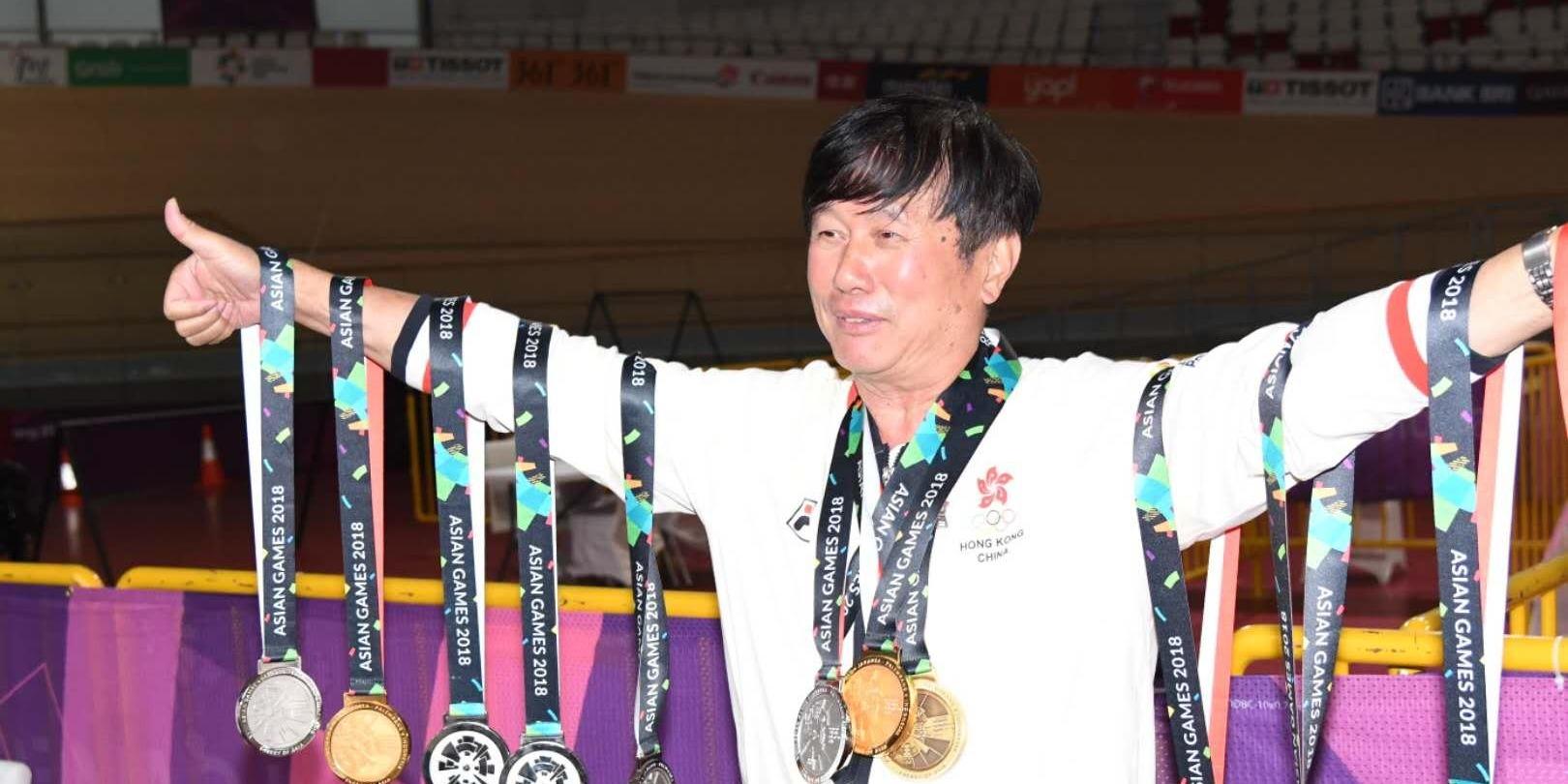 沈金康:購東京奧運轉播權可讓市民支持香港運動員