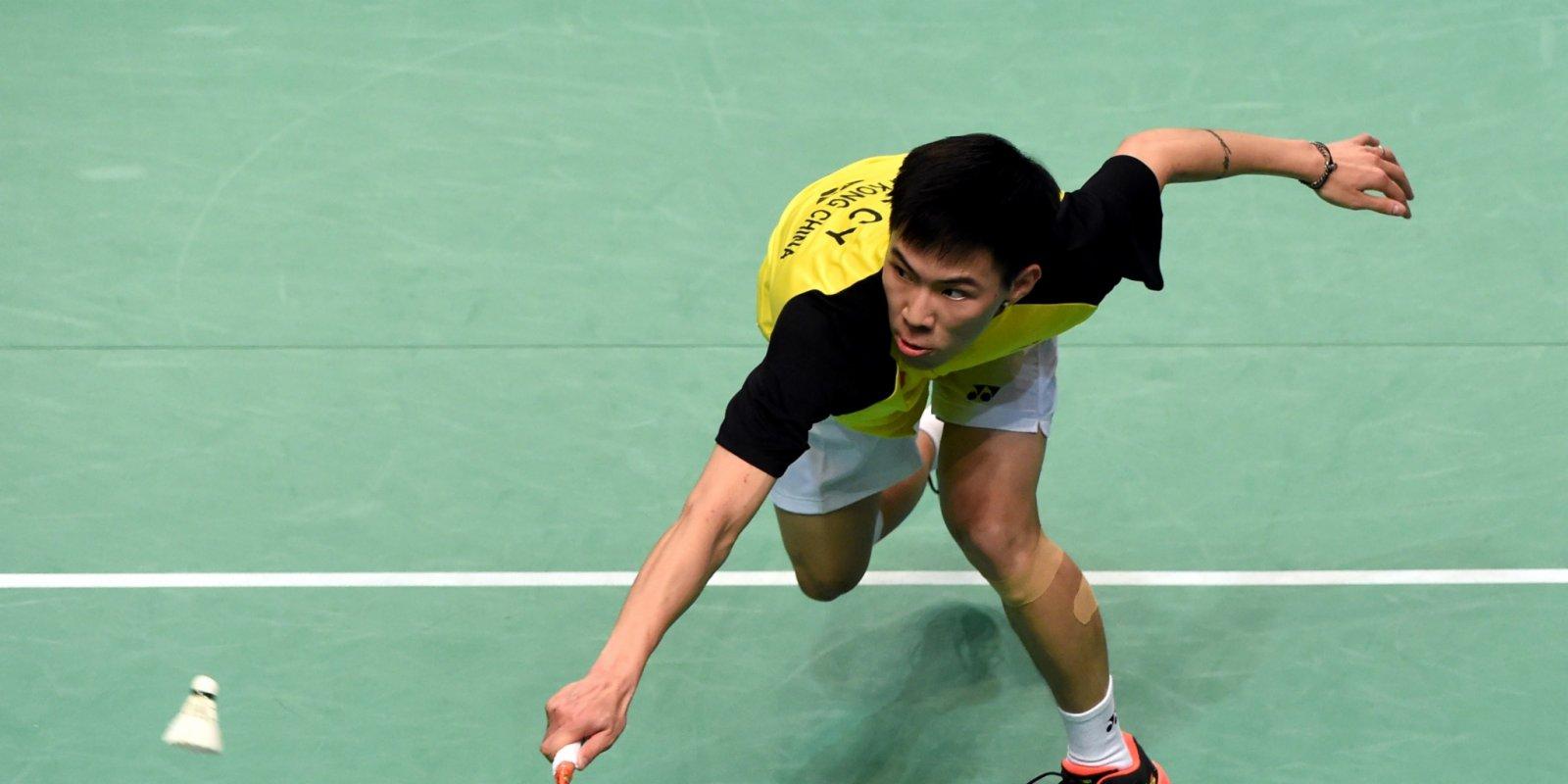 羽聯新加坡賽取消 李卓耀失搶分良機無緣奧運