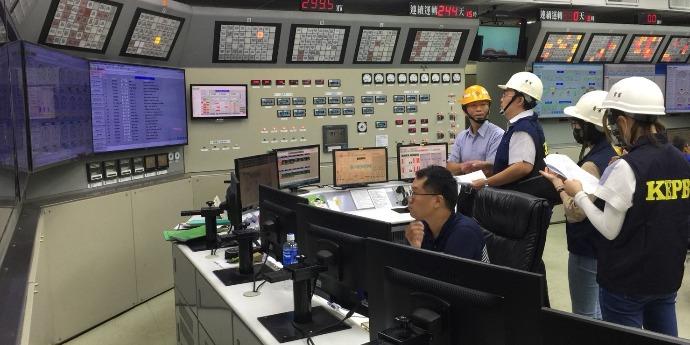 高雄有發電廠全廠停機 台北多區停電