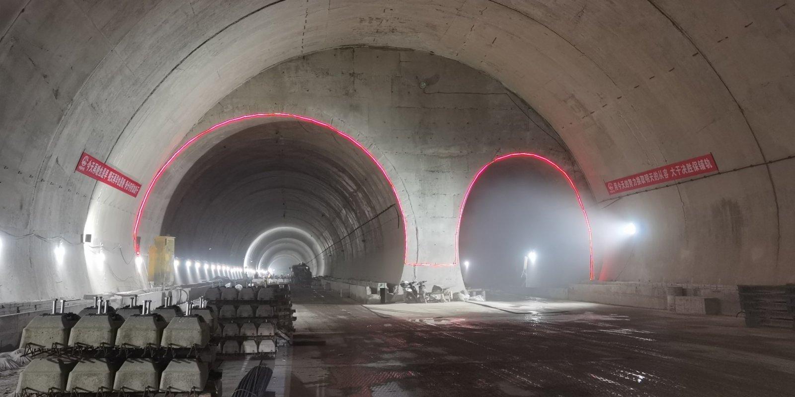 贛深高鐵深圳段年內開通 贛州至深圳縮至2小時