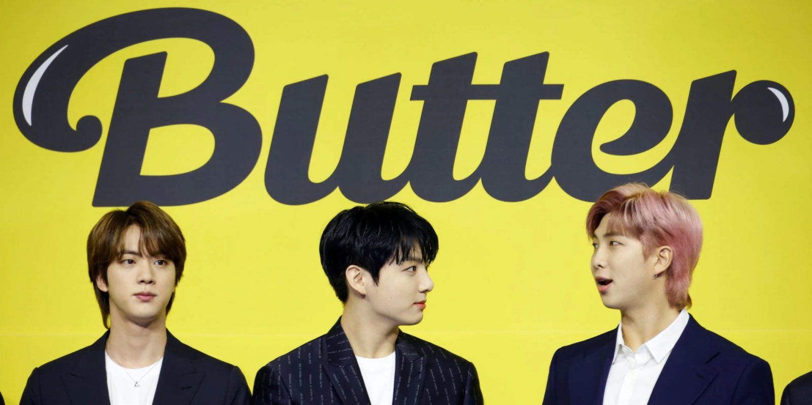 K-pop megaband BTS renews Grammy challenge with 'Butter'