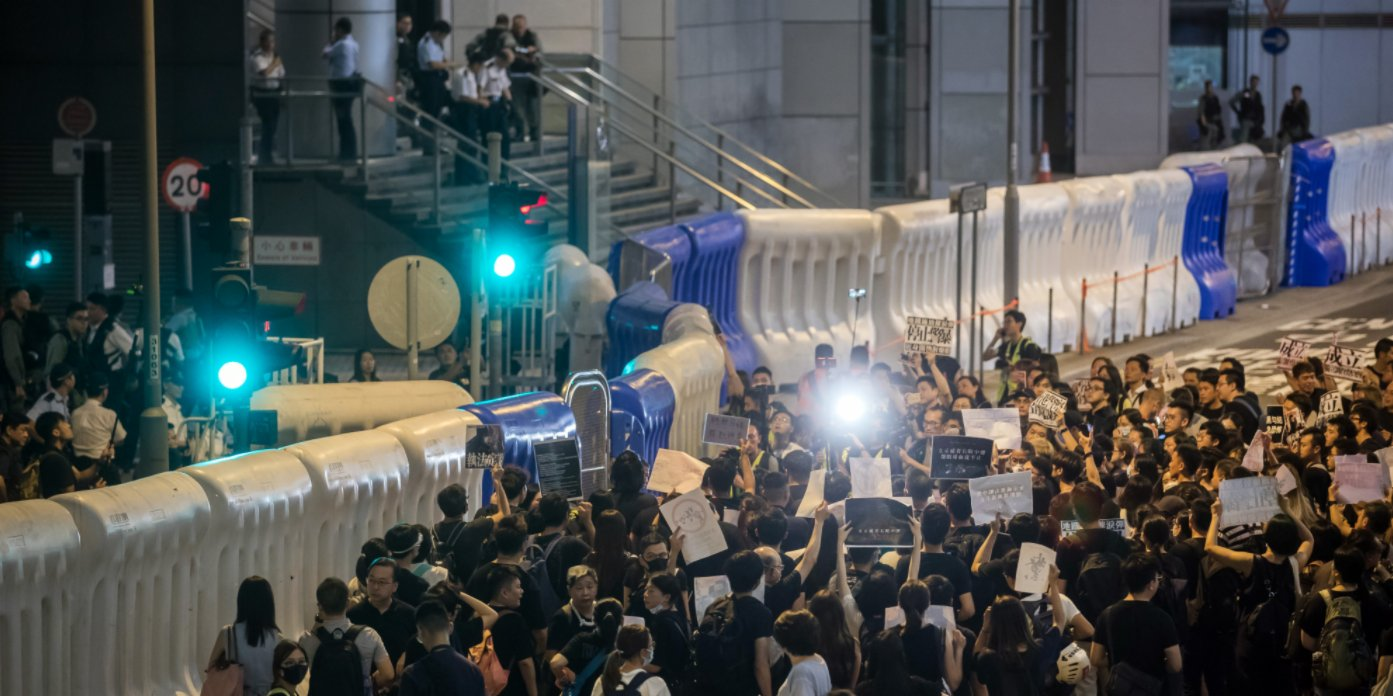 Evidence reveals: US research paid HKUST students for participating in protests