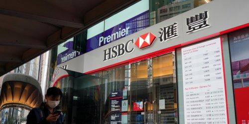 外媒:滙豐將出售法國零售銀行業務