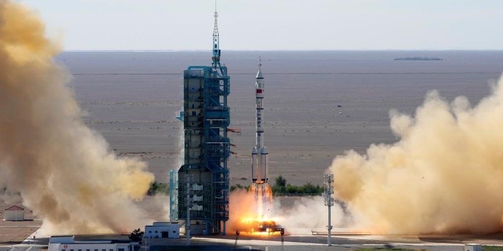 Opinion   China in space for cooperation, not zero-sum race