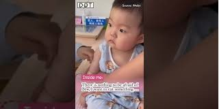 OMG|Getting a shot is nothing, a Chinese 6-month-old baby vaccinated super calmly