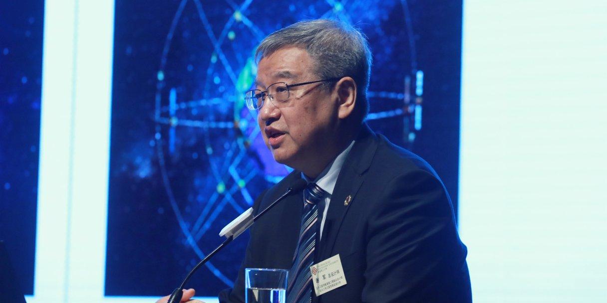航天團訪港   謝軍:北斗系統是國之重器 必須自主自立