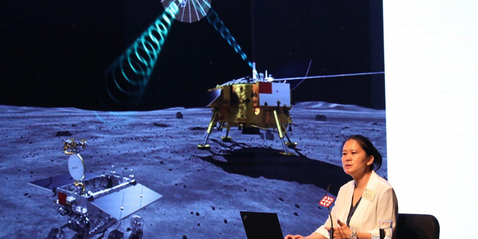PolyU hears national aerospace experts share rare experience