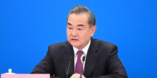 王毅:了解中國 首先要了解中國共產黨