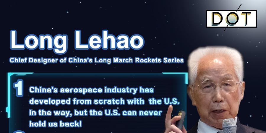 Long Lehao: Patriotism key to Chinese space spirit