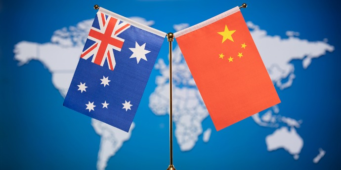 China files complaint with WTO against Australia