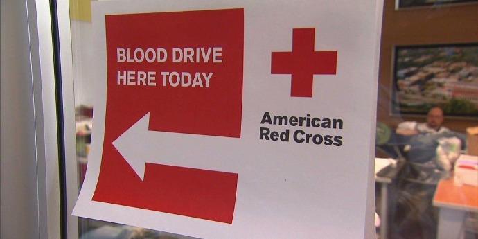 American Red Cross warns of 'severe' blood shortage: media