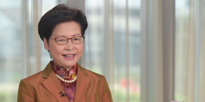 Hong Kong to usher in better future with support of motherland: HKSAR chief executive