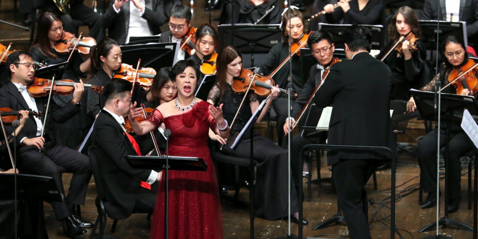 慶建黨百年 大型聲樂交響套曲《英雄頌》深圳首演
