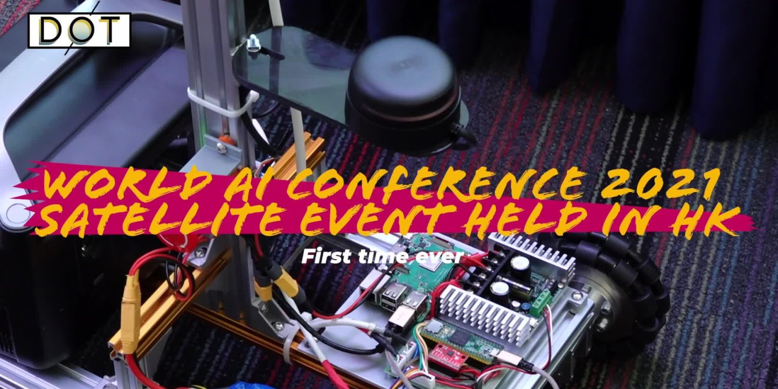 Watch This | First ever: World AI Conference 2021 satellite event held in HK