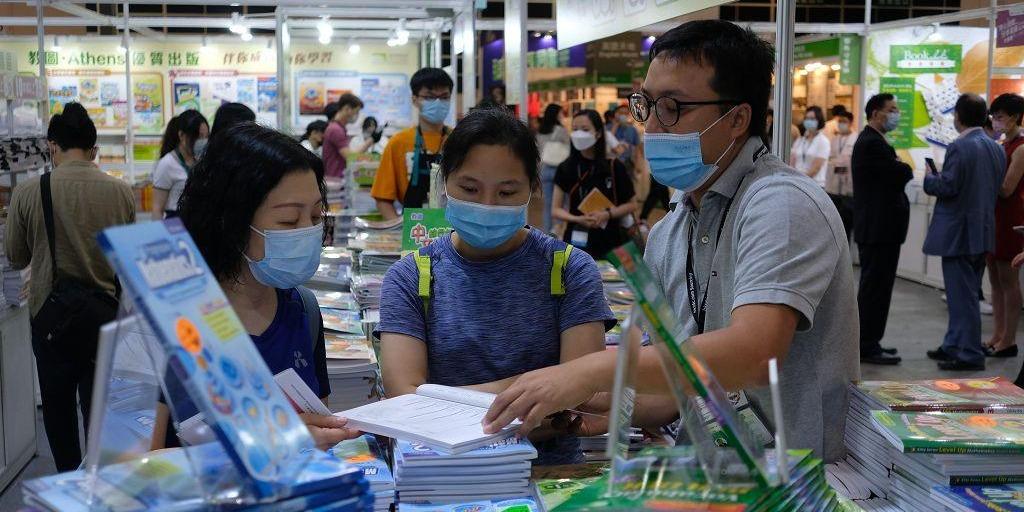 (多圖)書展強勢歸來 3.5萬免費入場名額贈接種者
