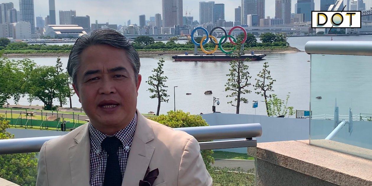 Frontline Correspondent | What is the Tokyo Olympic Village like?