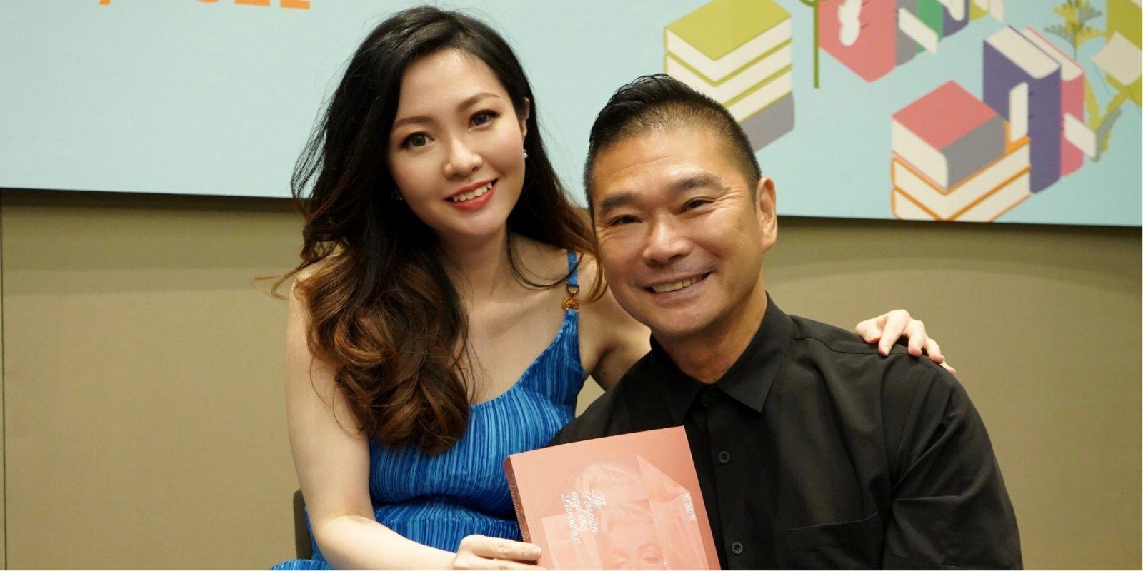 前TVB新聞小花鄧蓓佳譯作《瑪麗蓮·夢露》登上暢銷書榜