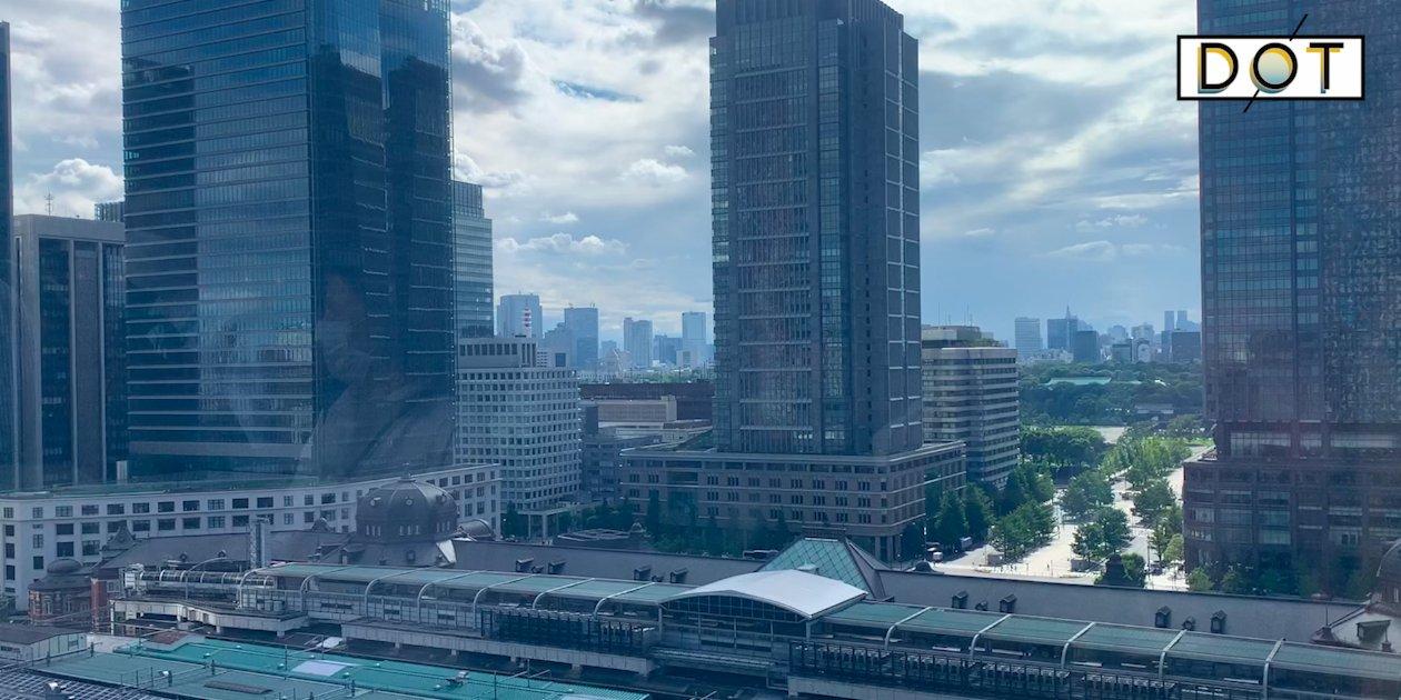 Frontline Correspondent | Art installations of Olympics: Tokyo Mural Project