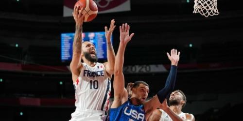 東京奧運|美國男籃不敵法國 25場長勝紀錄告終