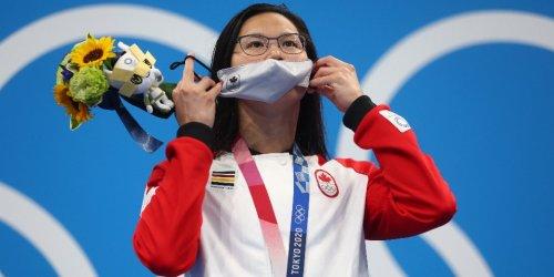 東京奧運丨今起允許運動員頒獎台上「除罩」影相30秒