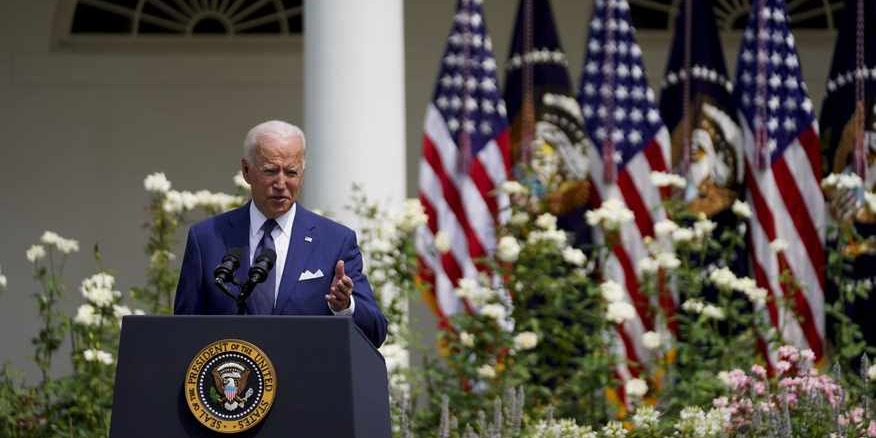 Biden considering vaccine mandate for all federal workers