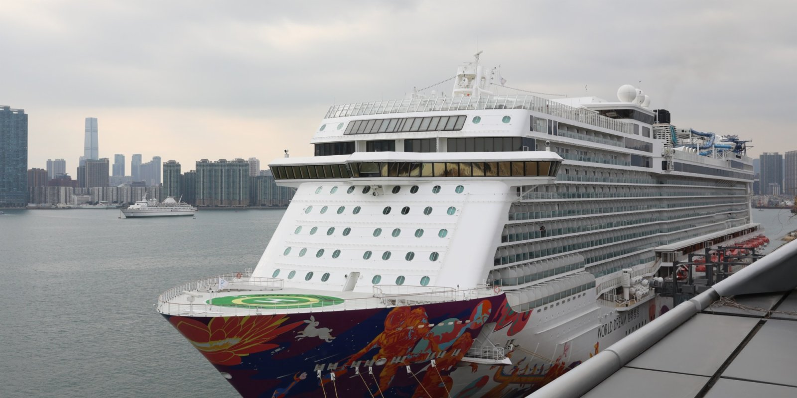 Seacation's back: 'Cruise to nowhere' to resume on Friday