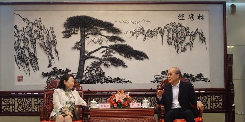 Mainland, HKSAR strengthen legal exchanges