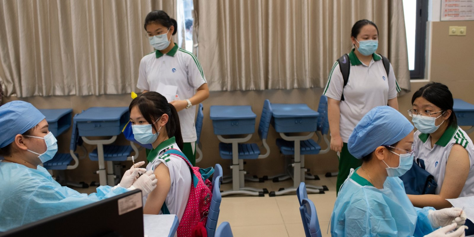 Over 1.6 billion doses of COVID-19 vaccines administered in China