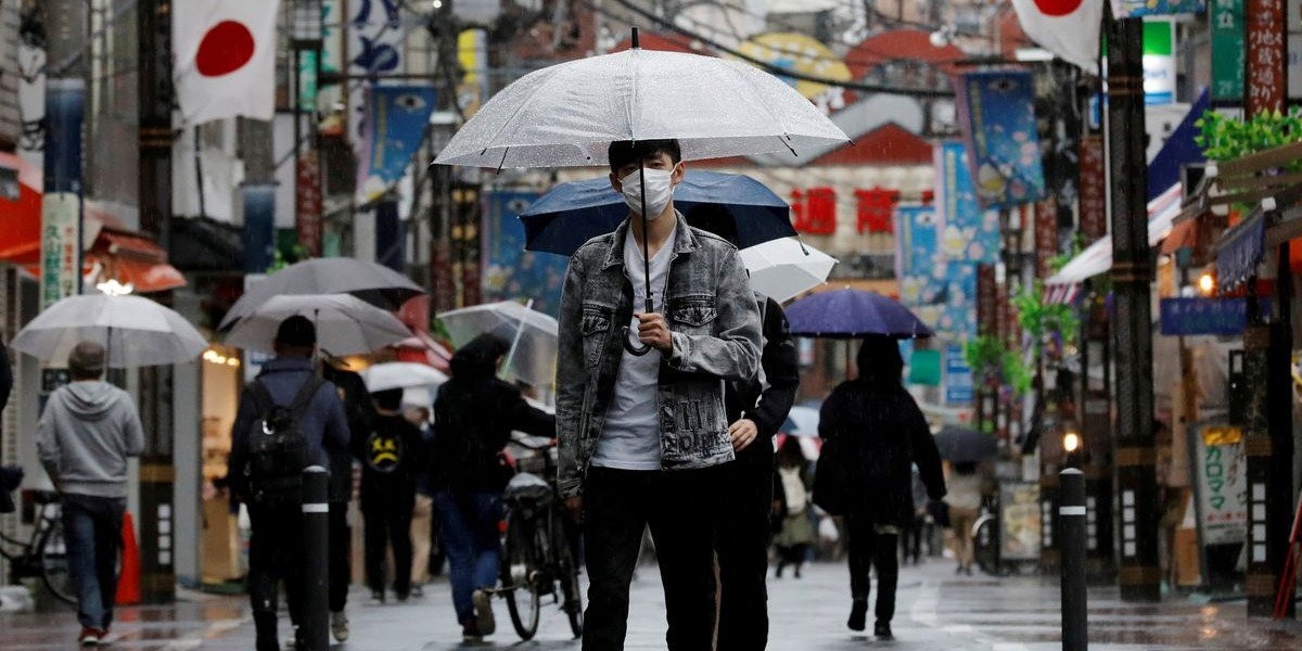 Coronavirus   Japan's daily cases top 10,000 for 1st time