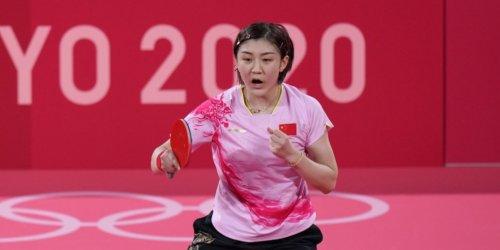 東京奧運|中國第15金!陳夢乒乓女單奪冠