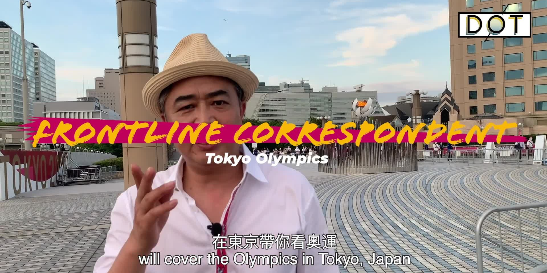 Frontline Correspondent   Use of Fukushima ingredients protested against in Olympic Village