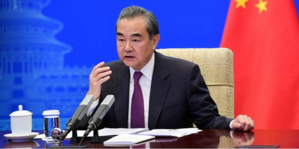 王毅:今年中國將努力向全球提供20億劑疫苗