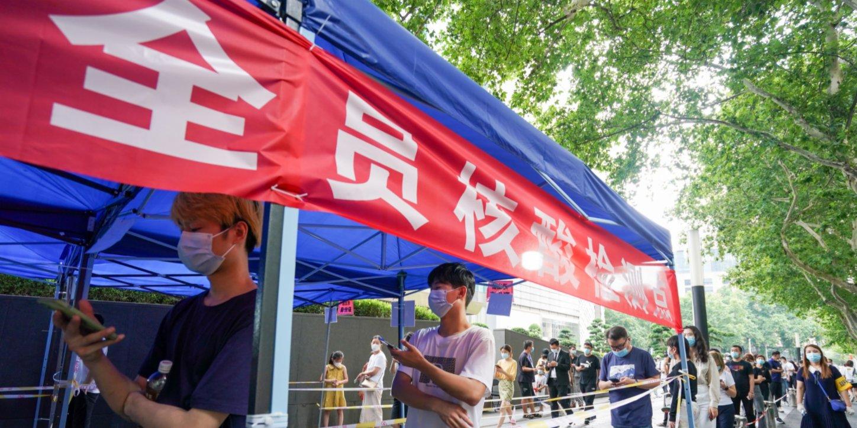 內地7省市新增80宗本土確診 江蘇佔61宗