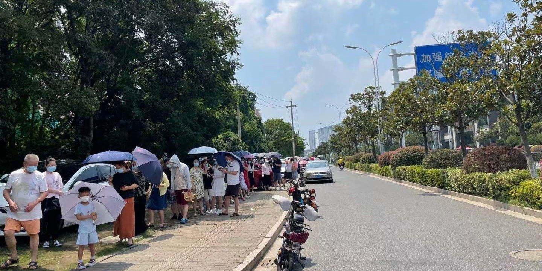 江蘇揚州確診激增 本輪染疫人數220宗
