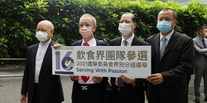 選委會提名 | 張宇人:選民基礎雖變   代表性沒減少