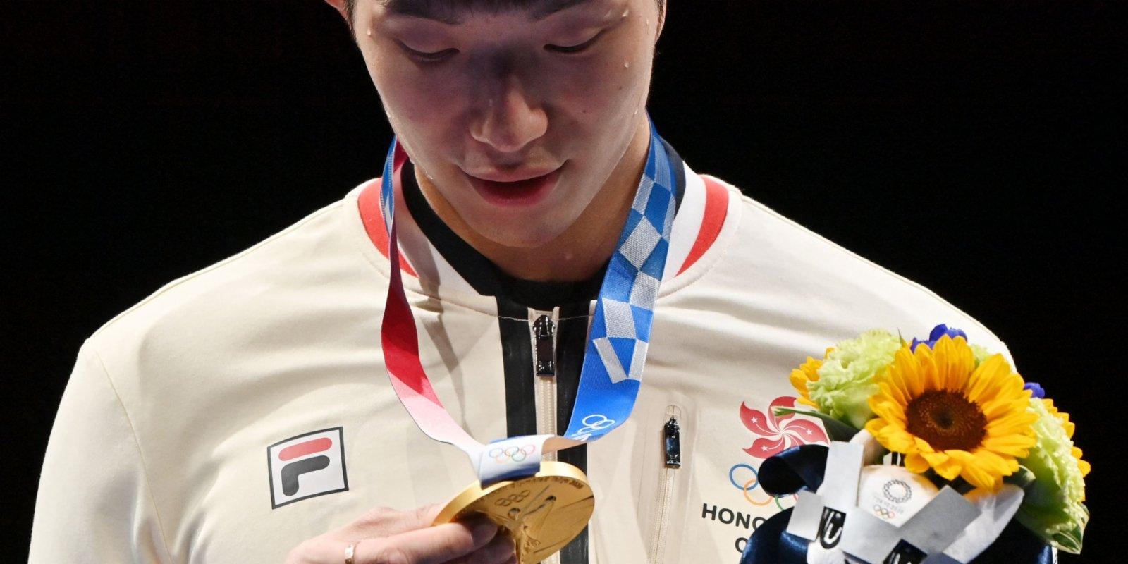 熱點追蹤 (多圖)港隊東奧奪牌創紀錄 運動員故事話你知