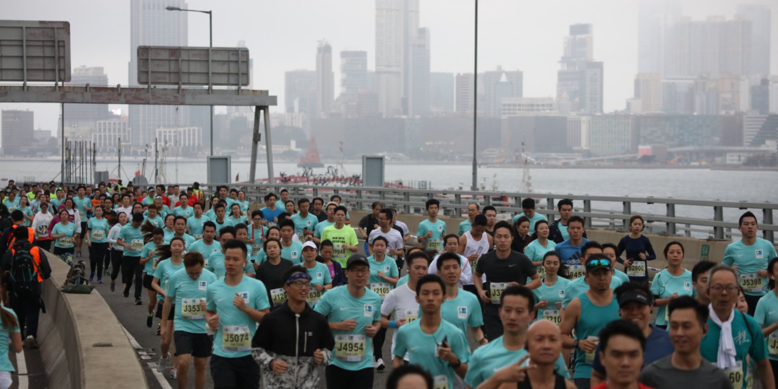 HK marathon scheduled on Oct 24, runners must be double-vaccinated